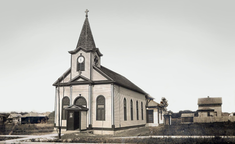 Old Church 1912